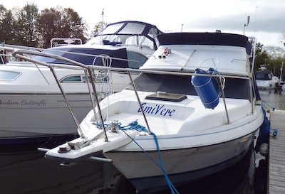 Bayliner Cierra 2556 Flybridge