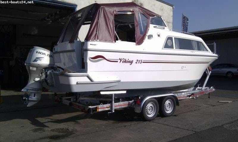 Viking 215 New to order - offered for sale by Tingdene Boat Sales