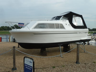 Viking215New to order - offered for sale by Tingdene Boat Sales