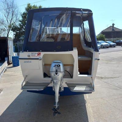 Viking215 HighlineNew in Build October 2021 - offered for sale by Tingdene Boat Sales