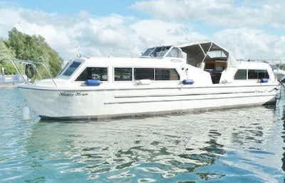 Viking 32cc Canal Boat