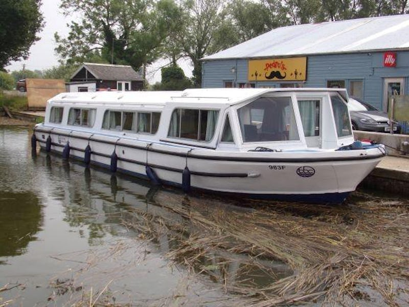 Alpha Craft 42 Ranworth - offered for sale by Tingdene Boat Sales