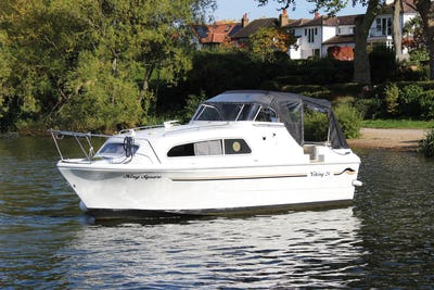Viking 24 New to order - offered for sale by Tingdene Boat Sales