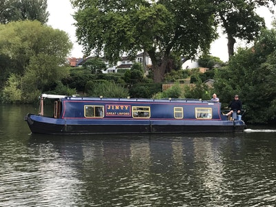 Liverpool Boats 38' Narrowboat