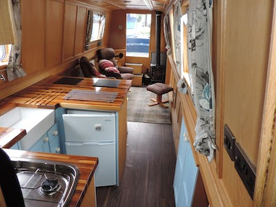 Narrowboat Modern Trad SLIMLINE TONIC  - offered for sale by Tingdene Boat Sales