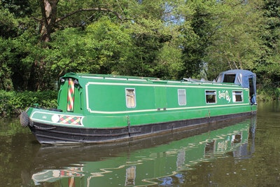 Narrowboat 45' South West Durham Steel