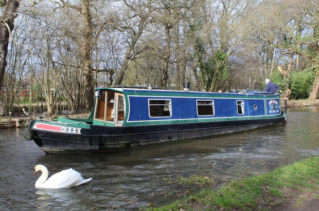 Peter Nicholls Steelboats 42' Narrowboat