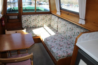 Peter Nicholls Steelboats42' NarrowboatBriar - offered for sale by Tingdene Boat Sales