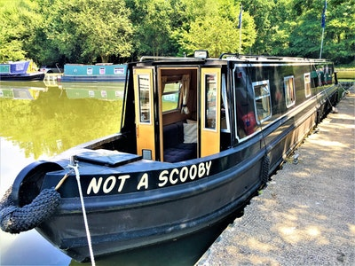 Sea Otter 51' Narrowboat
