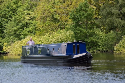 Narrowboat Colecraft 58