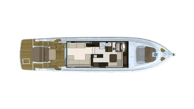 Cranchi E 56 F EVOLUZIONE New Build to Specification - offered for sale by Tingdene Boat Sales