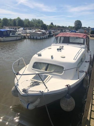 Viking Viking 24 Harmony - offered for sale by Tingdene Boat Sales