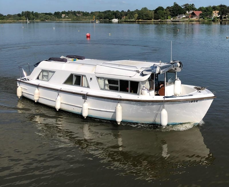 Dawncraft DC 30 Eclipse - offered for sale by Tingdene Boat Sales