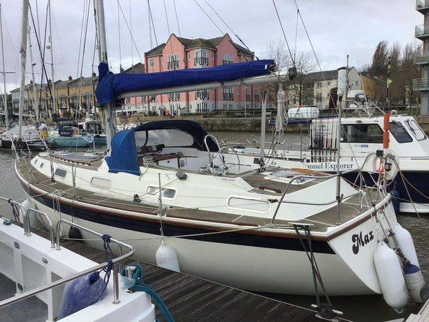 Westerly Corsair 36