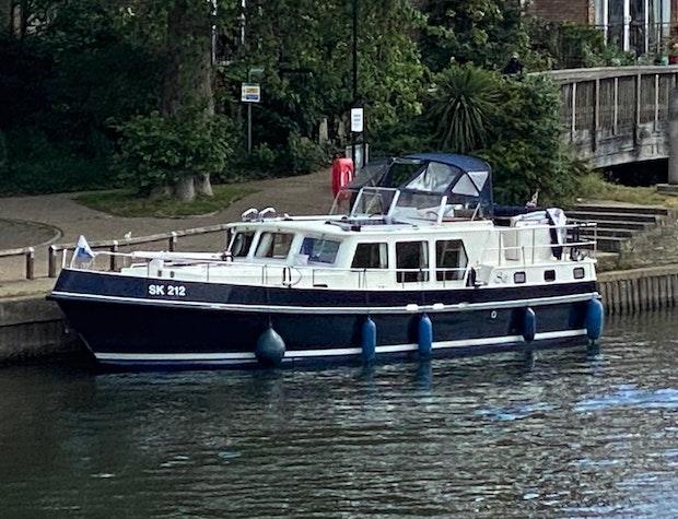SK Kotter Dutch Steel Cruiser 1350