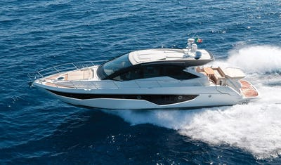 Cranchi 60 HT Hardtop New Build to Specification - offered for sale by Tingdene Boat Sales