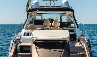 Cranchi 60 ST Hardtop New Build to Specification - offered for sale by Tingdene Boat Sales