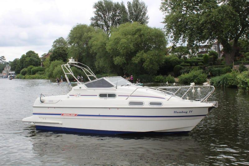 Sealine218 EnvoyHumbug IV - offered for sale by Tingdene Boat Sales