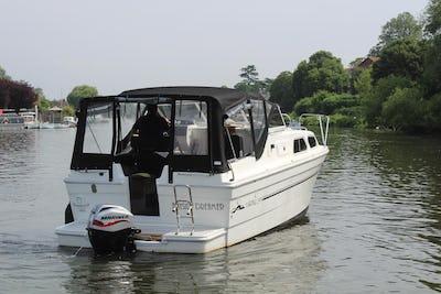 Viking295Bayside Dreamer - offered for sale by Tingdene Boat Sales