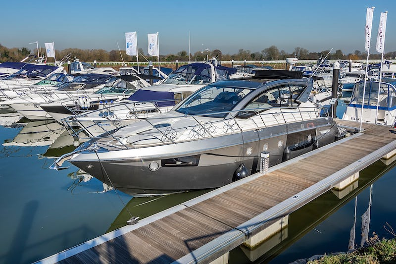 CranchiM 44 HT Available now at Windsor - offered for sale by Tingdene Boat Sales