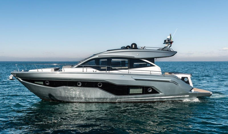 Cranchi E 52 S EVOLUZIONE New Build to Specification - offered for sale by Tingdene Boat Sales