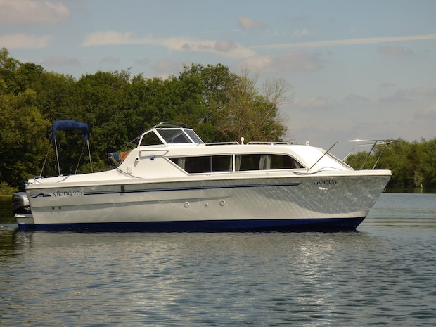 Viking 275 Open