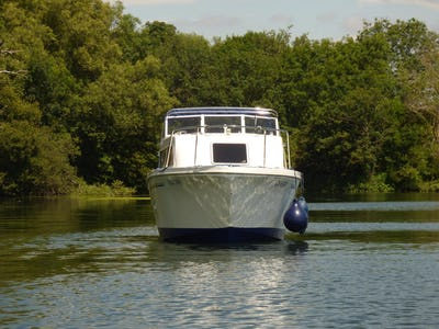 Viking275 OpenGeejay  - offered for sale by Tingdene Boat Sales