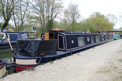 Narrowboat 69' Pro-Build Cruiser Stern Chris P Duck - offered for sale by Tingdene Boat Sales