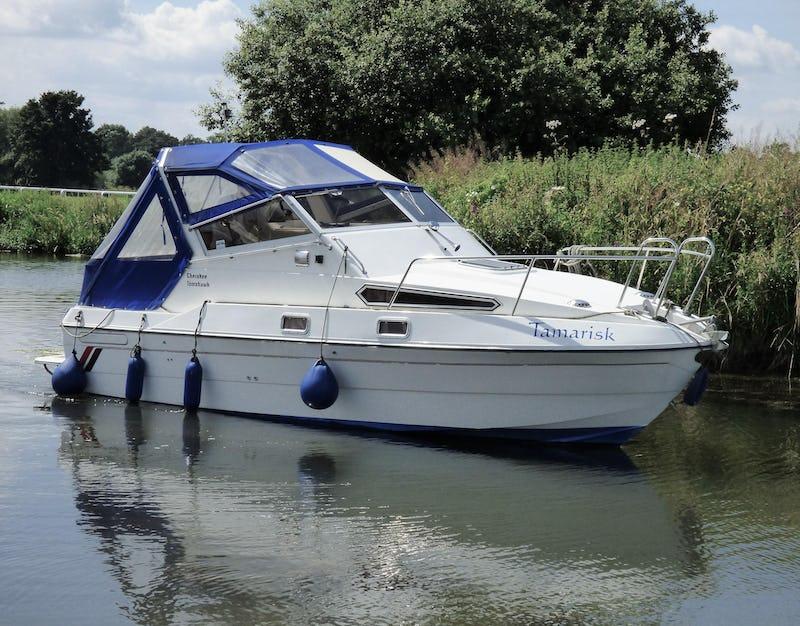 CherokeeTomahawkTamarisk - offered for sale by Tingdene Boat Sales