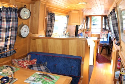 Narrowboat68ft Orion / Aquarius TradOrion's Star - offered for sale by Tingdene Boat Sales