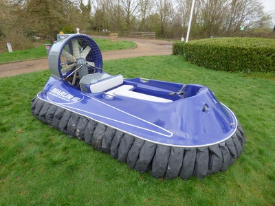 Custom Hovercraft