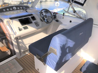Broom 370 Clementine - offered for sale by Tingdene Boat Sales