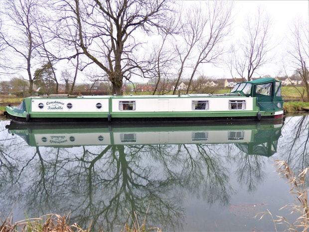 Wide Beam Narrowboat Reeves 65 x 11 Fit out by Kirton Narrowboats