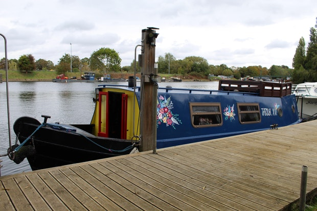 Narrowboat 30' Harborough Marine