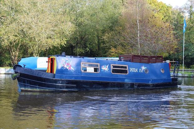 Narrowboat 30' Harborough Marine