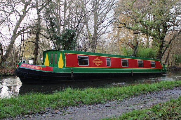 Narrowboat 57' Reeves Cruiser Stern