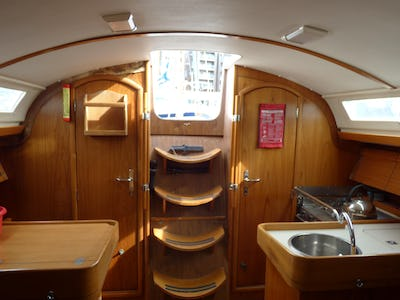 Jeanneau Sun Fast 32 TSURU - offered for sale by Tingdene Boat Sales