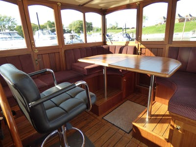 Sagar Marine Mini-Luxe Dutch Barge Replica Phoenix - offered for sale by Tingdene Boat Sales
