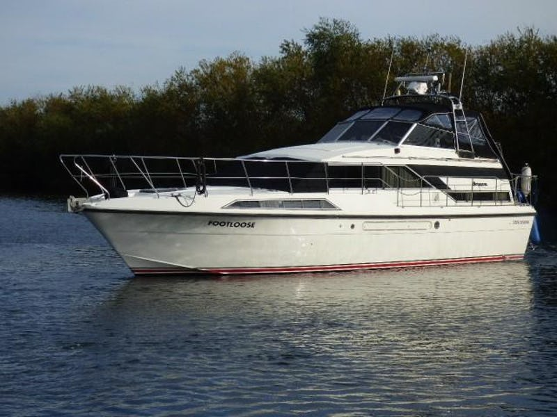 Broom12 Metre MonarchFootloose - offered for sale by Tingdene Boat Sales