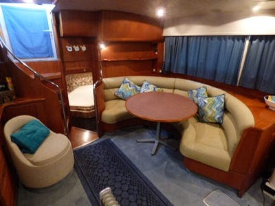 Broom 12 Metre Monarch Footloose - offered for sale by Tingdene Boat Sales