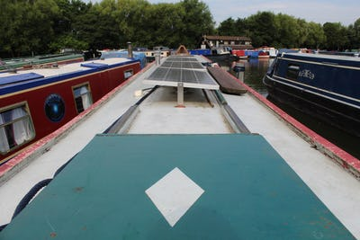 Peter Nicholls Steelboats 47' 6'' Narrowboat Nans Gamp - offered for sale by Tingdene Boat Sales
