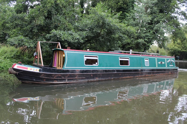 Peter Nicholls Steelboats 47' 6'' Narrowboat