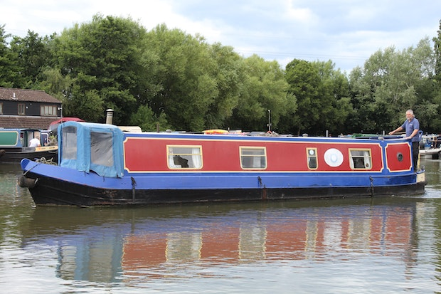 Narrowboat 40' Dave Clarke