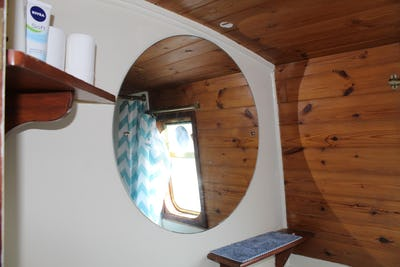 Narrowboat 40' Dave Clarke Deneb - offered for sale by Tingdene Boat Sales