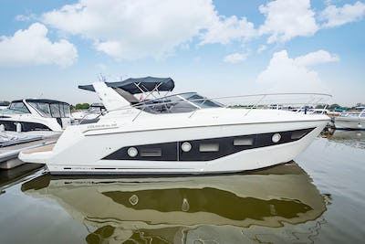 Cranchi Z 35  New To Order - offered for sale by Tingdene Boat Sales