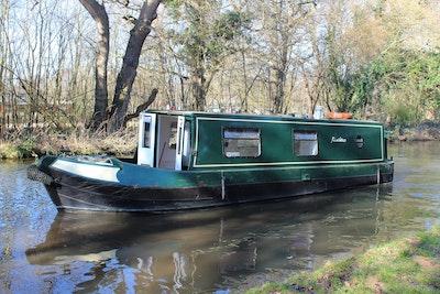 Narrowboat 30ft Trad