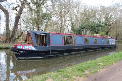 Lambon Semi Trad 57' Narrowboat