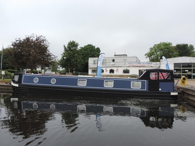 Narrowboat Tingdene - Colecraft 52