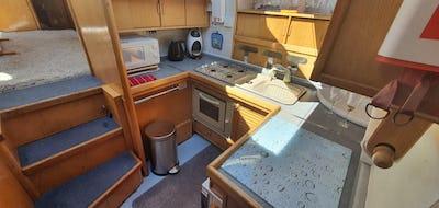 BroomCrown 37 typeSnowgoose - offered for sale by Tingdene Boat Sales