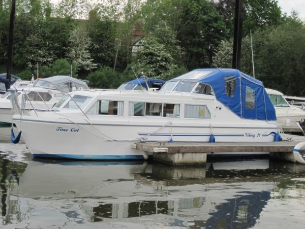 Viking 28 Narrowboat